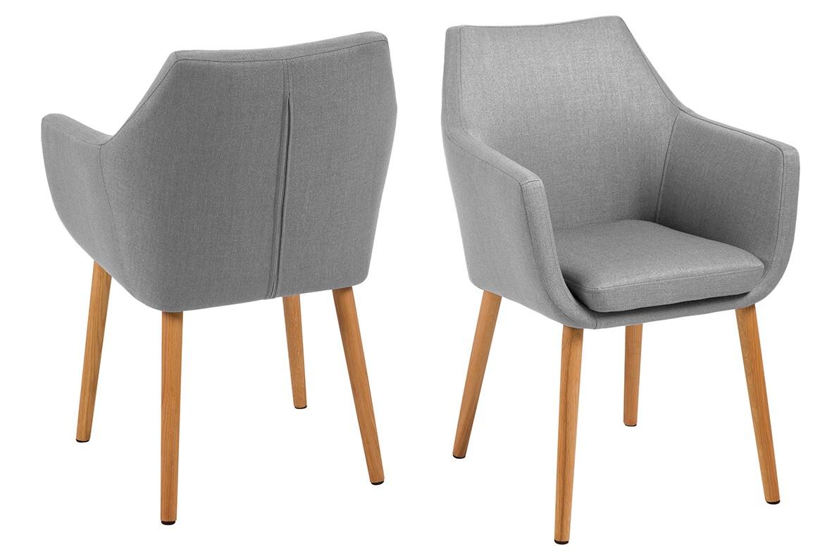 Nora Spisebordsstole med armlæn